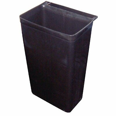 Vogue Refuse Bin Clips on to trolleys CF101, CF102 and DF678  29 litres  - J691