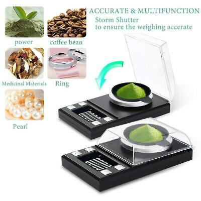 Digital Milligram 50g/0.001g High Precision Mini Electronic Jewelry Scale New