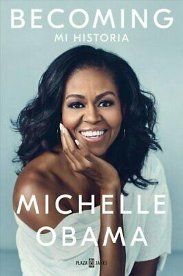 Becoming (Spanish Edition) by Michelle Obama 9781947783775   Brand New