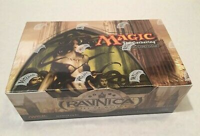 MTG Magic the Gathering Ravnica City of Guilds Factory Sealed Booster Box