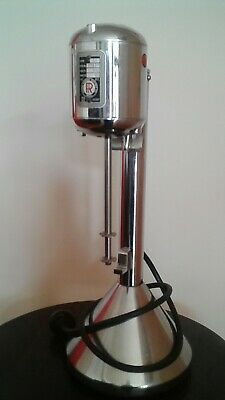 Commercial Milkshake maker, Ritter G.E Great condition. Complete w orig. Flask.