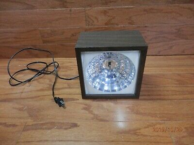 Vintage Realistic Xenon Strobe Light Signal appliance Dance light Adjustable