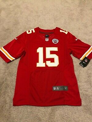 Kansas City Chiefs Patrick Mahomes Jersey #15 Red New With Tags