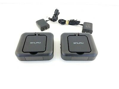 Nyrius 5.8GHz 4 Channel Wireless Video & Audio Sender Transmitter & Receiver