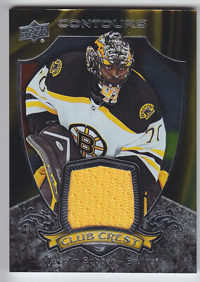 2015-16 UD CONTOURS MALCOLM SUBBAN RC JERSEY CLUB CREST ROOKIE CC-3 Knights