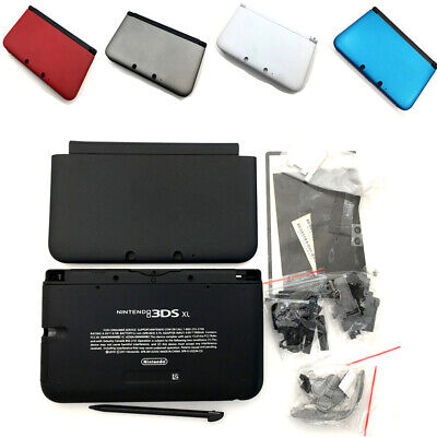 5Colors Full Housing Shell Case Cover Complete Fix Replacement Kit For 3DS XL/LL