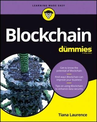 Blockchain For Dummies NEW Laurence Tiana