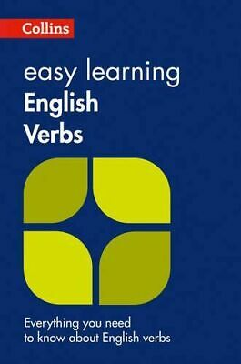 Easy Learning English Verbs NEW