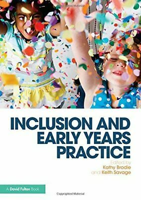 Inclusion and Early Years Practice NEW