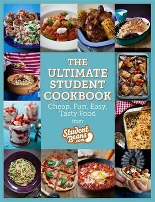 Ultimate Student Cookbook NEW studentbeans.com