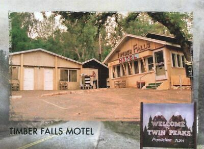 Twin Peaks Archives 2019 Welcome To Twin Peaks Chase Card W3