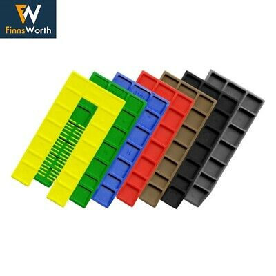 50mm x 100mm Plastic Frame Packers - All Sizes