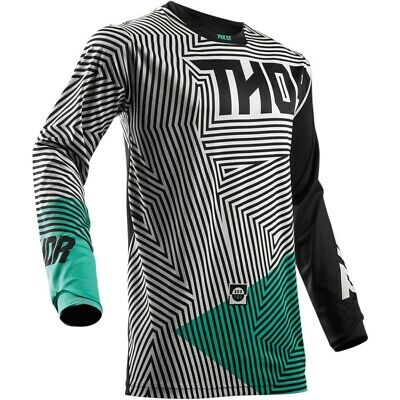Maillot Cross Adulte THOR Pulse Geotec