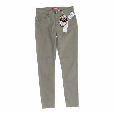 Unionbay Girls  Pants size JR 7,  beige,  cotton, rayon, spandex
