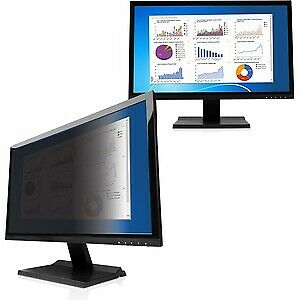 "NEW! V7 Privacy Screen Filter for 61 Cm 24"" Widescreen Monitor"