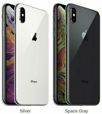 Apple iPhone XS 64GB Unlocked SIM-FREE Smartphone A2097 - Space Grey / Silver