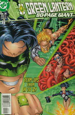 Green Lantern (3rd Series) Giant-Size #2 FN; DC | save on shipping - details ins