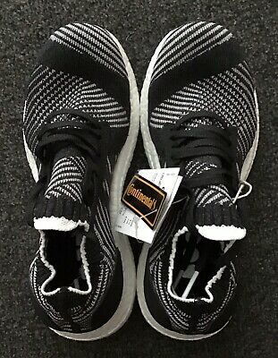 Details about Women's adidas Ultra Boost W Af5141 Core Black Grey Running Knit Sneakers 9.5 US