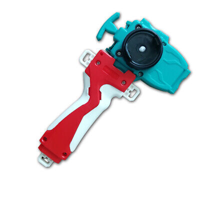 Beyblade Burst B-11 String Launcher Beylauncher Booster w/ Red Handle GRIP wh