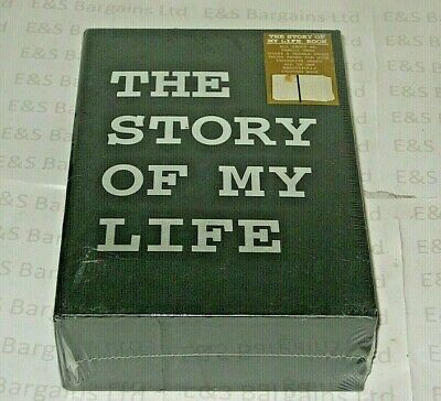 My Life Story A Diary For Your Whole Life Hard back book
