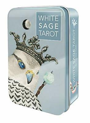 White sage Tarot (canned) Japanese Reference with WHITE SAGE TAROT