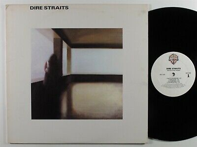 DIRE STRAITS Self Titled WARNER BROS BSK 3266 LP VG+/VG++ ~