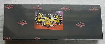 Benchwarmer Hollywood Edition Trading Cards Box 2015