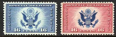 US Scott #CE1 CE2 Great Seal Airmail Special Delivery SET of 2 MNH**FREE SHIP***