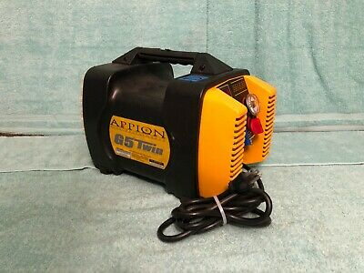 (LotD) Pre-Owned Appion G5 Twin Refrigerant Recovery Unit