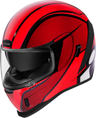 New Red Icon Airform Conflux Helmet 0101-12309All Sizes