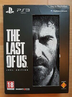 The Last of Us Joel edition PS3