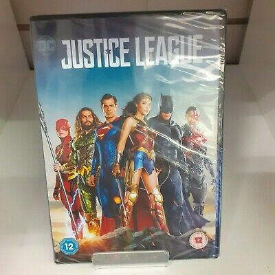 Justice League [DVD] [2018] - Brand new still sealed