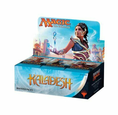Magic MTG KALADESH Factory Sealed Booster Box - 36 Booster packs ENGLISH New!