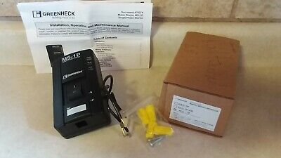 Franklin Control Systems Single Phase Manual Motor Controller. MS-1P