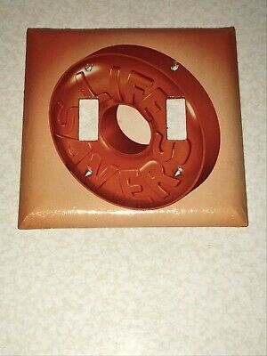 Classic Life Savers Candy 2 Hole Light Switch Cover Plate A