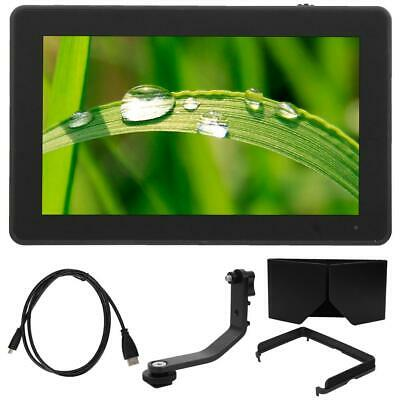 FEELWORLD F6 PLUS 5.5in IPS Touch Screen Video DSLR On Camera Field Monitor AU