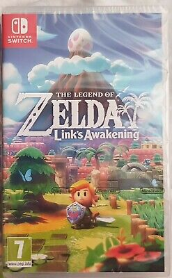 The Legend Of Zelda : Link's Awakening | Nintendo Switch New And Sealed