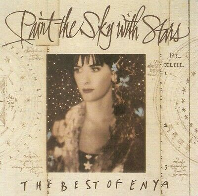 Enya - Paint The Sky With Stars - The Best Of Enya (CD 1997)