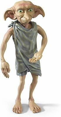 """Harry Potter Bendable Dobby 7"""" Magical Creature Wizarding World Noble Collection"""