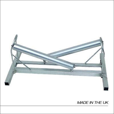 V Roller Assembly for Heavy Duty Cables & Pipes