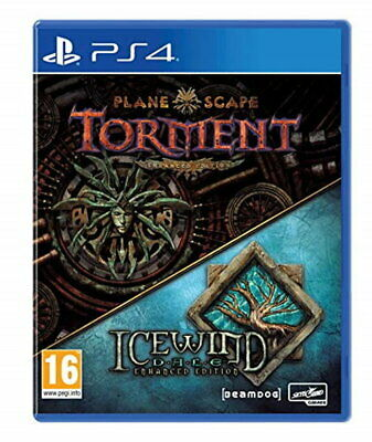 Planescape: Torment & Icewind Dale Enhanced Edition (PS4)