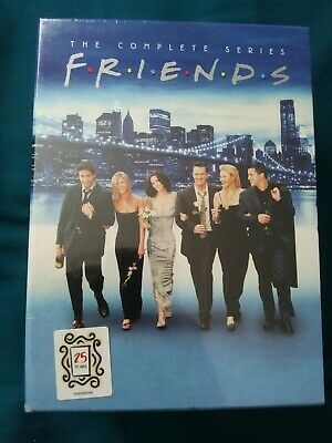 Friends: The Complete Series Collection [New DVD] Boxed Set,