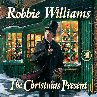 Robbie Williams - The Christmas Present - New Deluxe 2CD - Pre Order - 22/11