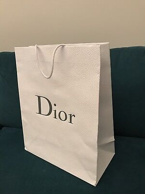 DIOR Shopping Bag- VGC
