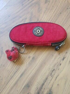 Genuine Red Kipling Glasses Case.