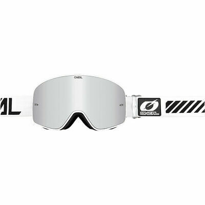 O`Neal Crossbrille Enduro B 50 weiss ONEAL  UVP 89,99 €