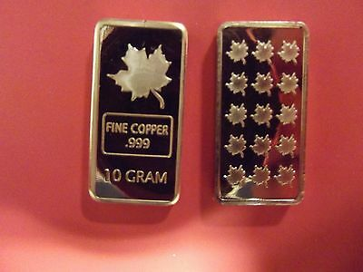 1 Gram .999 Fine Titanium Buffalo Bullion Bar Plus Ultra Clear Air Tight Capsule