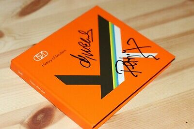 Orchestral Manoeuvres In The Dark - Omd - History Of Modern - 2X Cd Dvd Signed