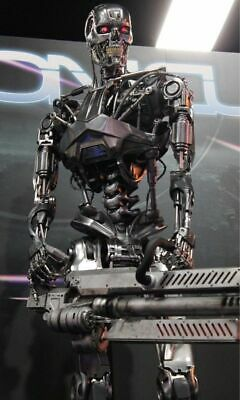Terminator T-800 Genisys 1/4 Endoskeleton Chronicle Collectibles Statue