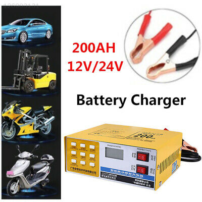 56F8 Car Car Battery Charger Intelligent Charging Kit 130W Battery Charger Spare